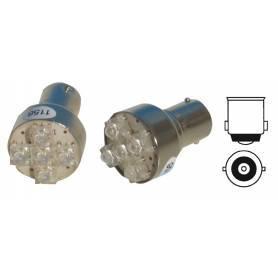 Led bulb, BA15S 2 W