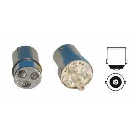 Led bulb, BAY15S 5 W
