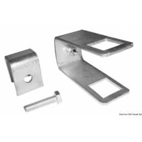 Mounting bracket, rollers, 70x70