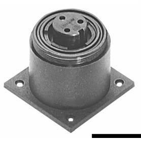 Zunanje vtičnice Bulgin 2 pin
