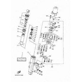 Motor trim F40A - F50A