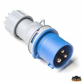 32A CE three-pole plug
