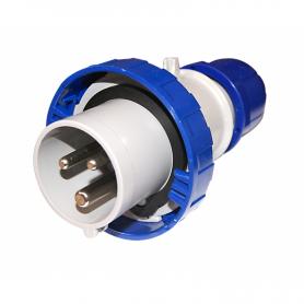 220V 16A three-pole waterproof plug