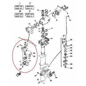 Kit riparazione carburatore 3A
