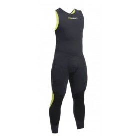 Code zero 3mm BS long john wetsuits MANN