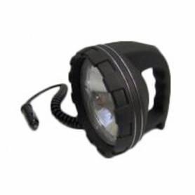 Waterproof rubber coated headlight