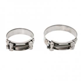 Hose clamp collar 55-59 mm
