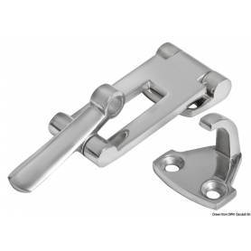 Stainless steel lever lock 104.6 x 36.7 mm