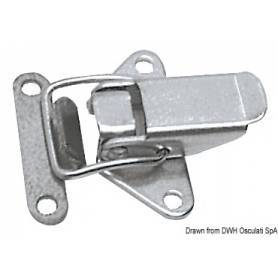 Closing-Lever made of Stainless Steel For Enclosures And Doors