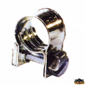 Hose clamps 9 - 11 mm