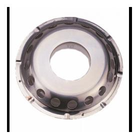 Aeratore circolare Tannoy 228,6 mm