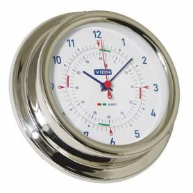 Orologio acciaio inox 127 mm