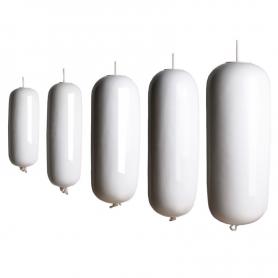 Parabordo foro passante bianco 150 x 430 mm