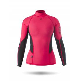 Lycra long sleeves pink WOMAN