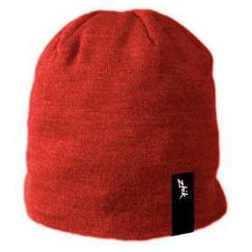 Cappellino beanie pile rosso