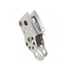 Bozzello singolo con strozzatore micro 25mm