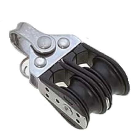 Serie leggera 22mm doppio - cima 6mm