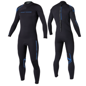 Wetsuit 5/4mm WOMAN