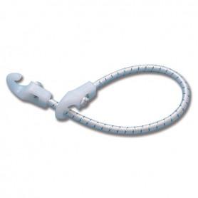 Corda elastica con ganci Ø6mm x 30cm
