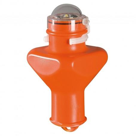 Light buoy float