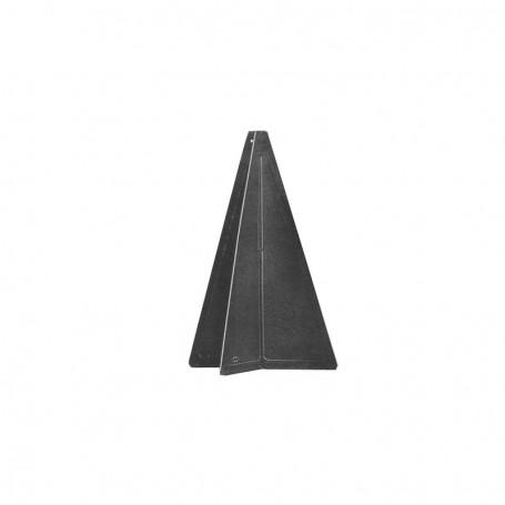 Signal Cone Black 350X340 Mm