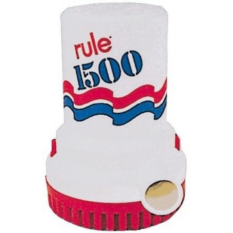 Bilge pump Rule 1500 GPH 24V