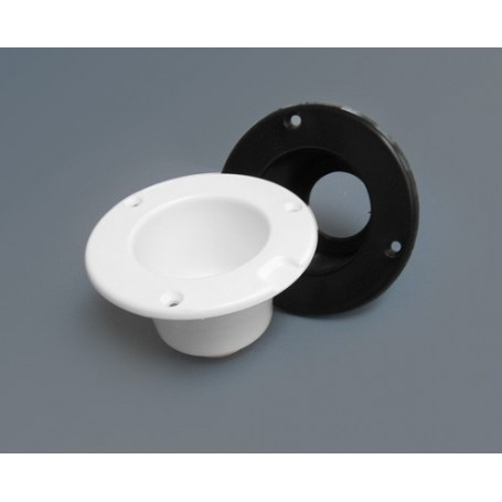 Container flush-mounted handshower, white R81
