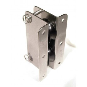 Double lead block 25mm - 8mm sheet