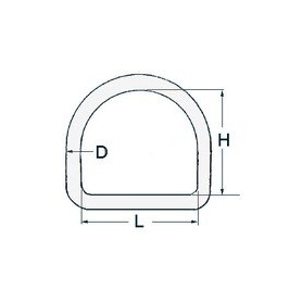 Half-Ring Ø5