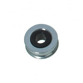 Inox sheave 16mm - 5mm sheet