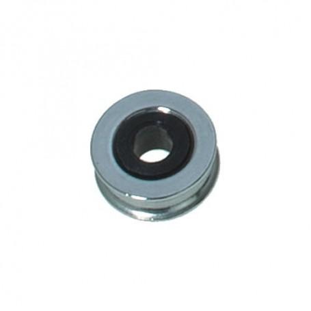 Inox sheave 16mm - 5mm sheet