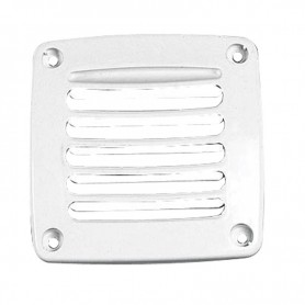 Air Vent Square White