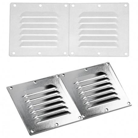 Grid ventilation air white