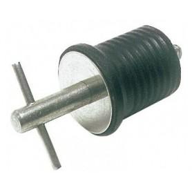 Drain plug-expansion