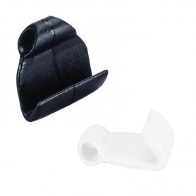 Gancio elastico grigio gommone