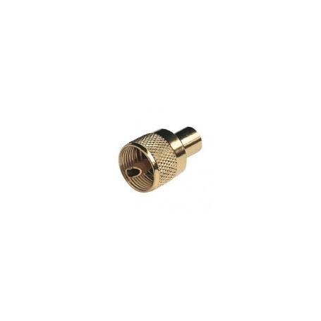 Connector Pl259 Male Gold plated Cable Rg58/U