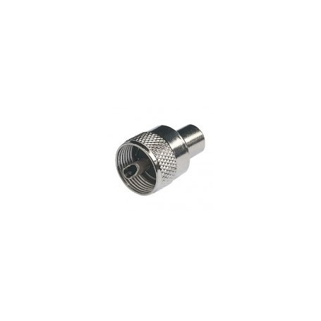 Connector Pl259 Male For Cable Rg58/U