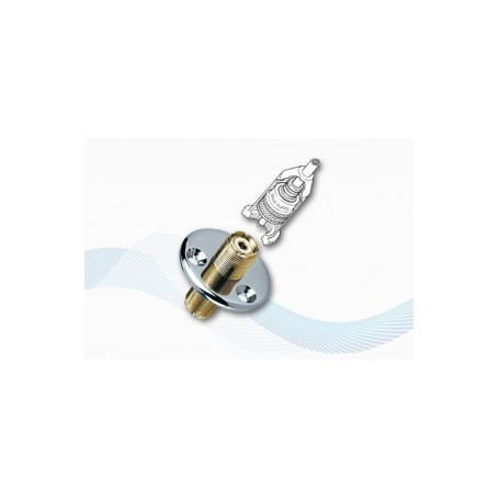 Cable Coaxial Gold