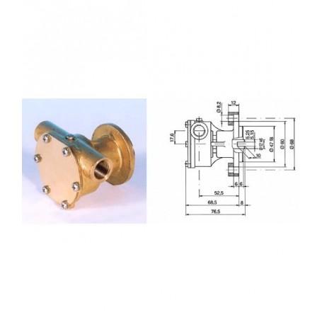 Pompa Raffreddamento Motore