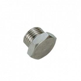 Blind Plug Threaded 3/8""