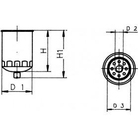 Filter Za Gorivo Spin-O