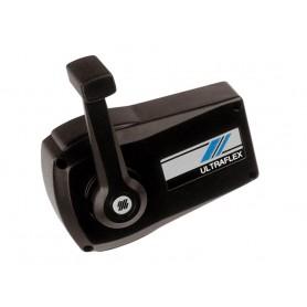 Control box single lever B90 of the Ultraflex