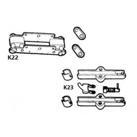 Kit adattamento cavi C22 scatola comando K22