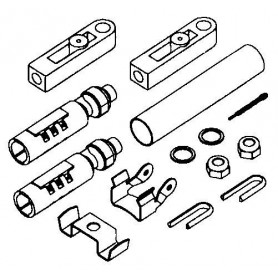 Conversion Kit cables K57 (C2-C8-MachZero)