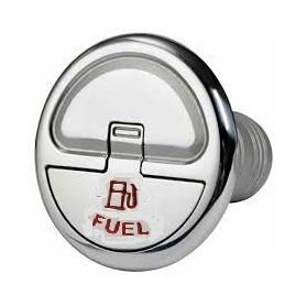 Tappo imbarco benzina dritto 50 mm