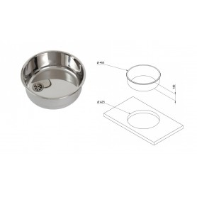Sink Cylindric