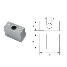 Anode For Tohatsu/Nissan