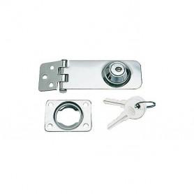 Chiusura con chiave 80 x 30 mm
