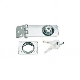 lock With Key 80X30