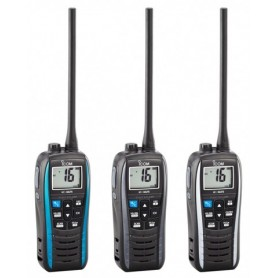Vhf IC-M25 Grey Color